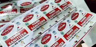 Allegations of using fake logos in South 24 pargans